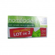 Homéodent Soin Complet Dents et Gencives Anis 2 x 75 ml