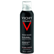 Vichy Homme Gel Rasage Anti-irritations 150 ml