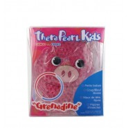 TheraPearl Kids Poche Chaud ou Froid - Cochon Grenadine