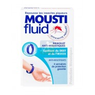 Gifrer Moustifluid Bracelet Anti-Moustiques