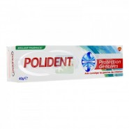 Polident Crème Fixative Protection Gencives 40 g