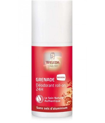 Weleda Grenade Déodorant Roll-On 24H 50 ml