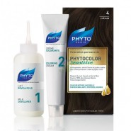 Phyto Phytocolor Sensitive 4 Châtain 100 ml