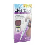 Clearblue Moniteur de Contraception x 16