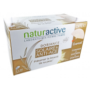 Doriance Solaire & Anti-Age 2 x 60 + 1 Eventail OFFERT