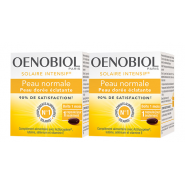 Oenobiol Solaire Intensif Peau Normale 2 x 30