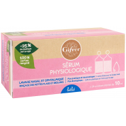 Gifrer Sérum Physiologique 24 x 10 ml