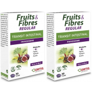 Ortis Fruits & Fibres Regular 2 x 30