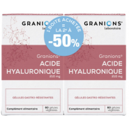 Granions Acide Hyaluronique 200 mg 2 x 60