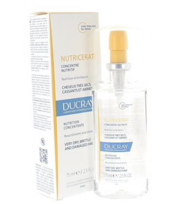 Ducray Nutriverat Concentre Nutritif Spray 75 ml