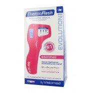 ThermoFlash LX26 Evolution Thermomètre Sans Contact Rose