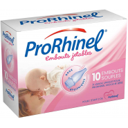 ProRhinel Embouts Souples x 10